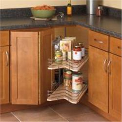 Lazy Susan Drawer System Kidney