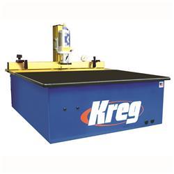 Kreg 1-Spindle Pneumatic Pocket Machine