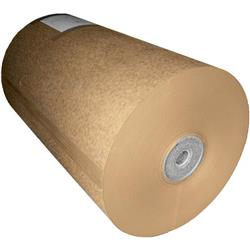 020 Poly-Back Brown Roll 25x1800