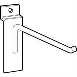 Reeve Slatwall 1/4 Dia. Hook 8 inch Chr