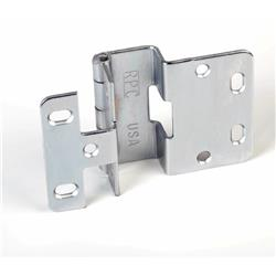 """Rockford Process Control Institutional 5 Knuckle Hinge Dull Plated Chrome for 13/16"""" Door"""