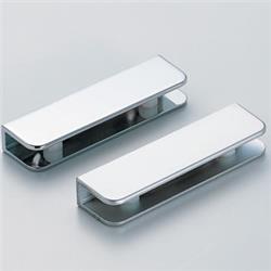 Glass Shelf Support Chrome
