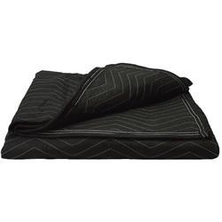 Moving Blanket Black 54 Lbs/Bundle of 12