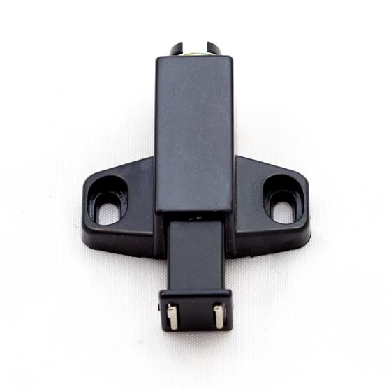 Touch Latch Magnetic Single Black 1-5/8W x 3/4H | Holdahl