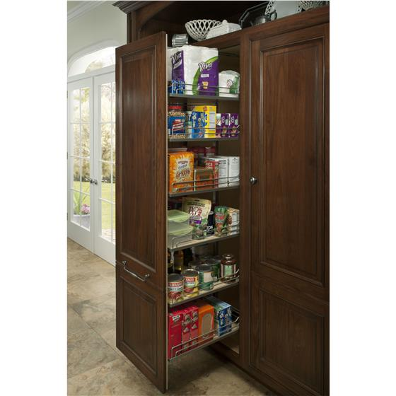 Kessebohmer Dispensa Pantry Pull Out 49 5 8x65 3 8