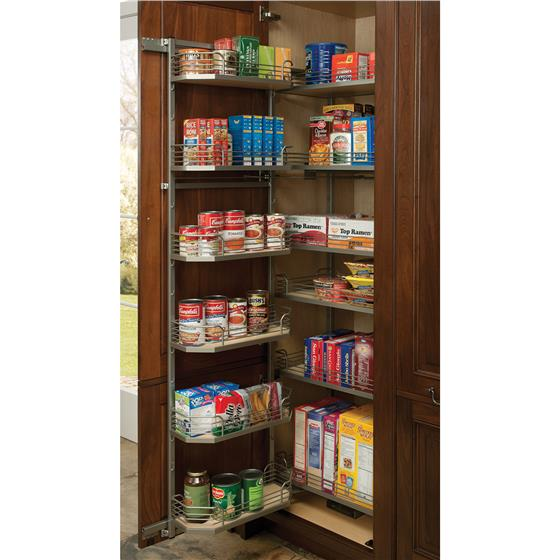 Kessebohmer Tall Tandem Cabinet/Chef's Pantry Frame 18x67