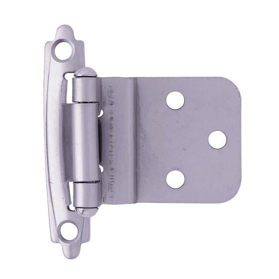 Hinge Self Closing Satin Nickel