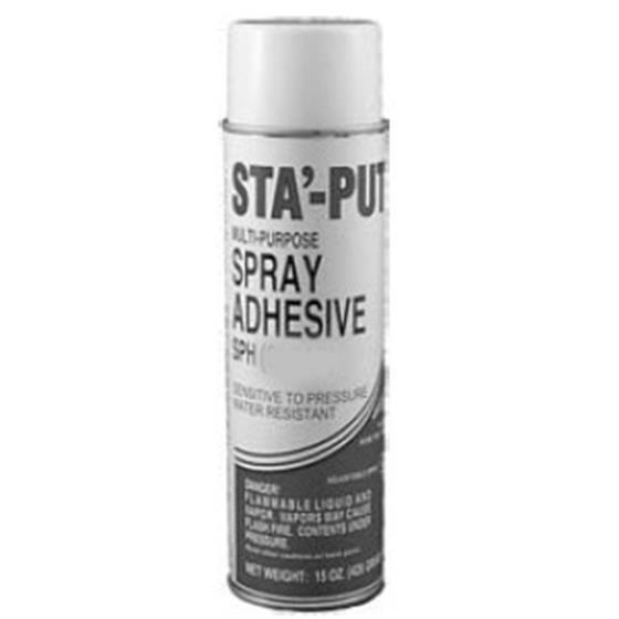Red Sta Put Contact Adhesive 15 Oz Holdahl Company Inc