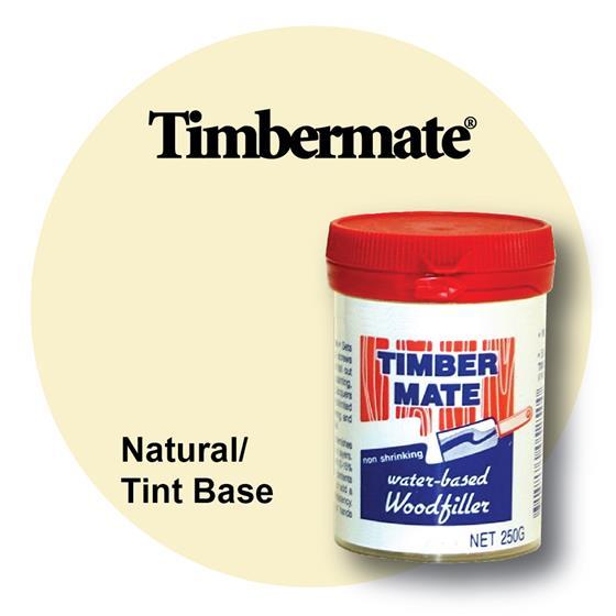 Timbermate Wood Filler Natural Tint 8 Oz Holdahl