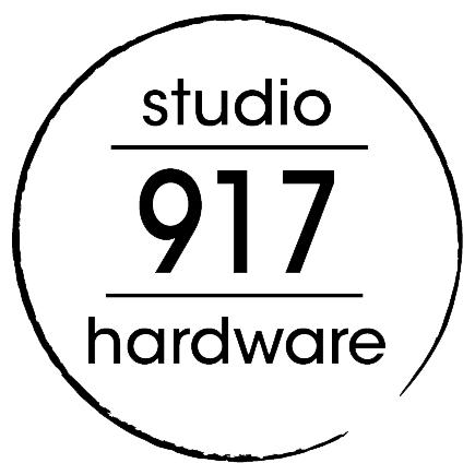 Studio 917 Hardware Banner Image